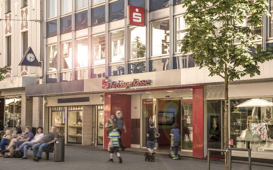 Kreissparkasse Köln, Regional-Filiale Hennef Hennef (Sieg)