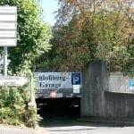 Die Schlossberg-Garage wird geprüft und saniert