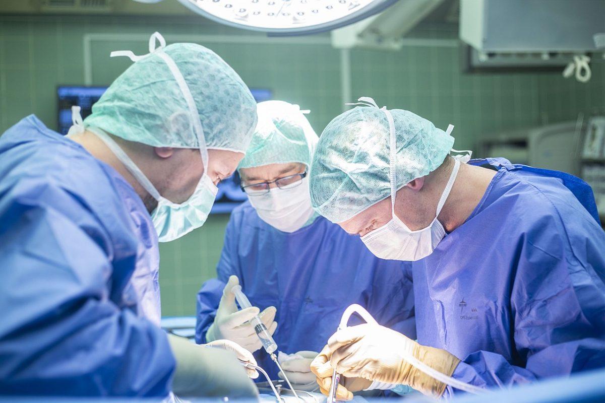 Wirbelsäulen-Operation im Marien-Krankenhaus Bergisch Gladbach