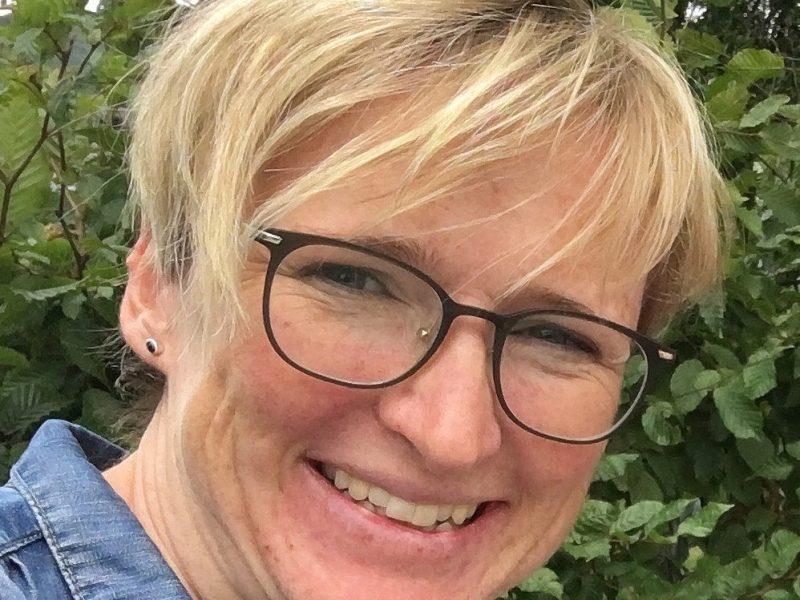 Porträt Christina Schulte-Mantel