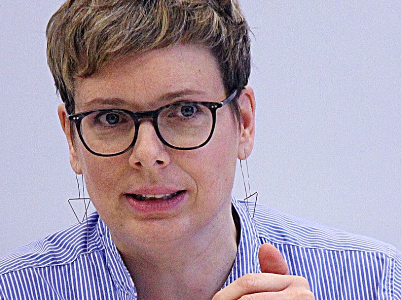 Porträt Dorothee Wasmuth