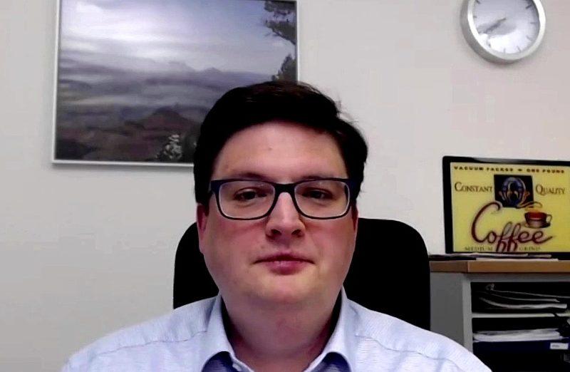 Christian Buchen, Kandidat der CDU für das Bürgermeisteramt