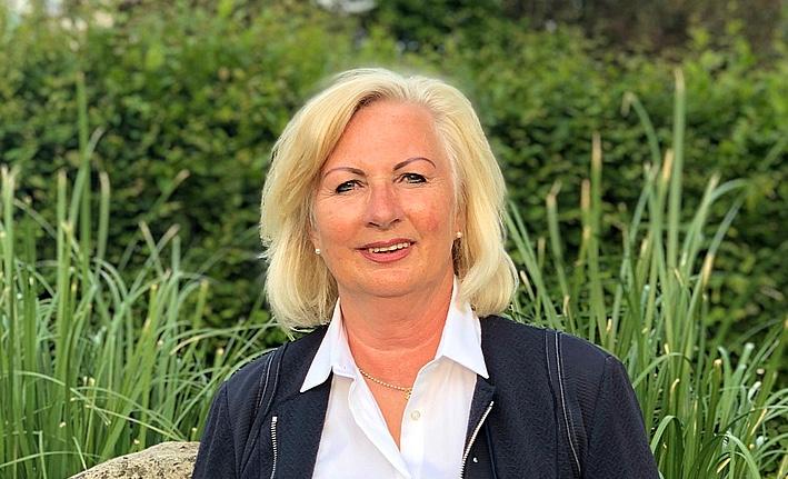 Ruth Schlephack-Müller, neue Fachbereitsleiterin des Immobilienbetriebs Bergisch Gladbach