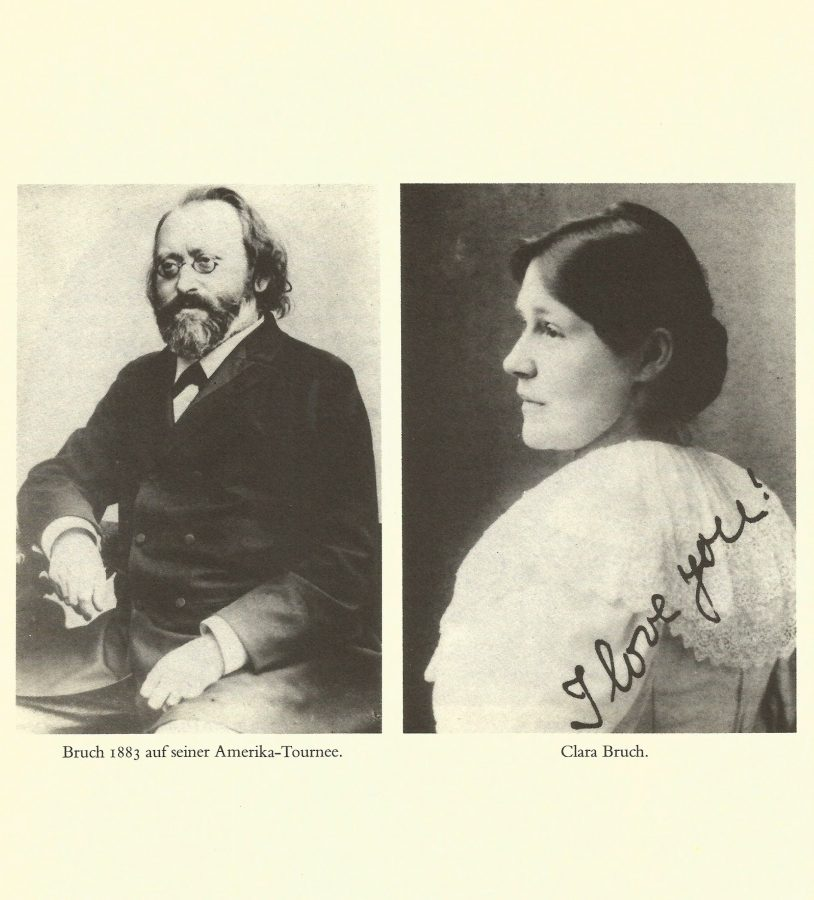Max und Clara Buch. Foto: Fifield