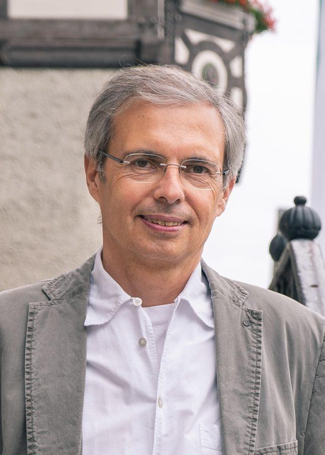 Benno Nuding, Vorsitzender der FWG