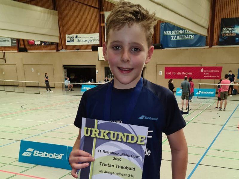 Tristan Theobald