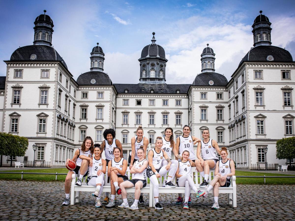 Rheinland Lions Bundesligateam 2022